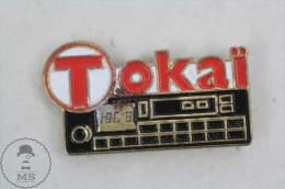 Tokaï Trademark - Pin Badge #PLS - Marcas Registradas