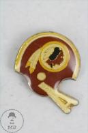 Washington Redskins American Football Team Helmet  - Pin Badge #PLS - Fútbol