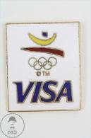 Olympic Games - Visa Advertising - Pin Badges #PLS - Juegos Olímpicos
