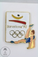 Olympic Games Barcelona 1992 - Pin Badges #PLS - Juegos Olímpicos
