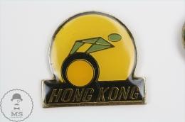 Hong Kong Olymipic Games? Pin Badges #PLS - Fútbol