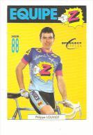 EQUIPE   Z   :  Philippe LOUVIOT - Ciclismo