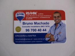 Remax Latina Portugal Portuguese Pocket Calendar 2010 - Calendarios