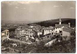 TOSCANA-SIENA-SERRE DI RAPOLANO VEDUTA PANORAMA VEDUTA DALL'ALTO - Italia