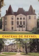 Le Château De REYNEL : Monument Historique Privé Et Habité - Multivues (2) Entrée Du Château Et Cour D'Honneur - Ohne Zuordnung