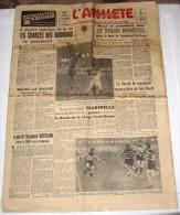 COLLECTION : L´ATHLETE SPORTIF Du 04 Mai 1949 - Cyclisme