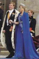 King Willem Alexander & Queen Maxima , Netherlands ( Rood 5002 - Königshäuser