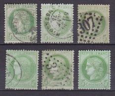 LOT CERES N° 53 - 1871-1875 Cérès