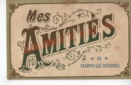 Frasnes-Lez-Buissenal : Mes Amitiés De.. - Frasnes-lez-Anvaing