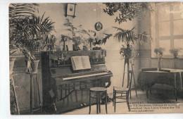 Heestert - Kostschool O L V Der VII Weeën , Muziekzaal - Zwevegem