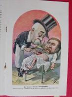 Chanteclair  N° 262. 1929. Georges Clemenceau. Moloch. Le Colibri, Meissonnier - Books, Magazines, Comics