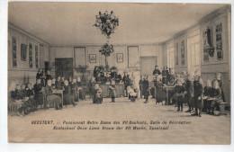 Heestert - Kostschool O L V Der VII Weeën , Speelzaal - Zwevegem