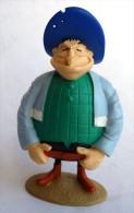 FIGURINE LUCKY LUKE RESINES ATLAS - 2003 - LUCKY LUKE - HANK BULLY - Figurines