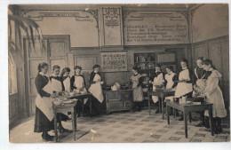 Heestert - Kostschool O L V Der VII Weeën , Huishoudsklas - Zwevegem