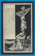 Bidprentje Van Francisca Van Hollebeke - Zedelgem - Beernem - 1829 - 1915 - Devotion Images