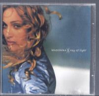 Disque CD MADONNA Ray Of Light Candy Parfume Girl Shanti Ashtange Frozen Mer Girl Little Star The Power Of Good Bye - Sonstige