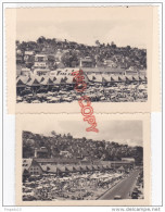 Au Plus Rapide Madagascar Tananarive Zoma Analakely Et Marché 1948 Format 6 Par 9 Cm Et 7.5 Par 10 Cm Très Bon état - Afrique