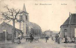 62 HAMELINCOURT LA PLACE SUP ANIME - Francia