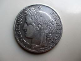 Frankrijk 5 Francs, 1850 A - J. 5 Francs
