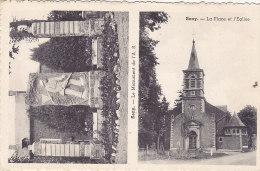 Seny - Le Monument - La Place Et L'Eglise - Tinlot