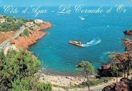 COTE D'AZUR - La Corniche D'Or 1987 - France