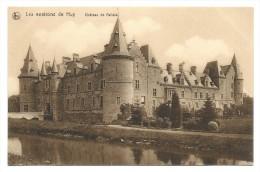 CPA - Environs De Huy - Château De FALLAIS  // - Braives