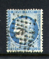 Superbe N° 60 Cachet Ancre - 1871-1875 Ceres