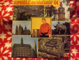 "Album 33t/12\""  AIMABLE EN WALLONIE.    1973. - Vinyles"