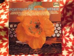 "Album 33t/12\""  Portrait Of HORST WENDE. - Vinyles"