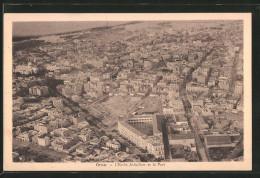CPA Oran, L'ecole Ardaillon Et Le Port - Oran