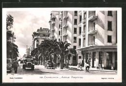 AK Casablanca, Avenue Poeymirau - Casablanca