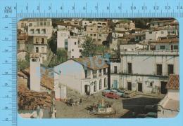 CPSM, México ( Plazuela Y Fuente Taxco Gro.,  ) POSTCARD 2 SCANS - Mexique