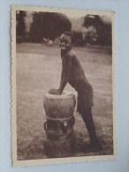 Zorgeloos Lachend Heureuse Insousiance Apostolat Des Bénédictins Au Congo Katanga ( Zie Foto Voor Details ) !! - Lubumbashi