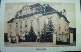 SIGHISOARA 1943, BANCA Nationala A ROMANIEI, Cenzurata, Circulata 2 Timbre - Romania