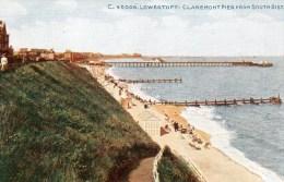 Postcard - Lowestoft Claremont Pier, Suffolk. C.45008