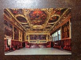 278 - VENEZIA Palazzo Ducale Sala Del Senato - 1973 Timbrée - Venezia (Venice)