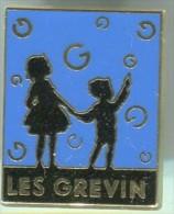 AB MUSEE LES GREVIN Bleu - Arthus Bertrand