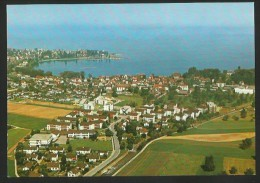 STEINACH SG Am Bodensee Rorschach Flugaufnahme - SG St. Gall