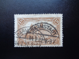 Allemagne Empire 1920 N°114 Oblitéré - Gebruikt