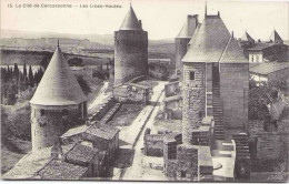 La Cité De Carcassonne - Les Lices-Hautes - Carcassonne
