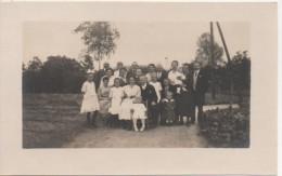 Nr.  5023,  FOTO-AK Von Königsbrück 1918 - Königsbrück