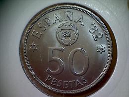 Espagne 50 Pesetas 1980 / 80 - [ 5] 1949-… : Royaume