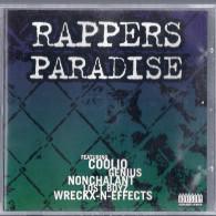 Disque CD RAPPERS PARADISE Featuring Coolio Genius Nonchalant Lost Boyz Wreckx N Effects  Rump Shaker Curiosity Illa Kil - Rap & Hip Hop