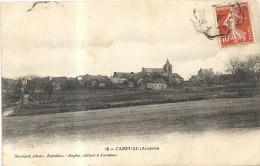 Aveyron : Campuac, Vue Générale - France
