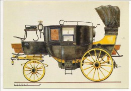 18 - Musée Des Calèches Apremont Sur Allier - Berline De Voyage D'Eugène Schneider Fondateur Du Creusot - Ed F. Gamichon - Autres Communes