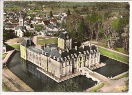 18 - LIGNIERES (Cher) - Le Château - Vue Générale - Ed. Cim Combier N° 14965 A - 1967 - Autres Communes