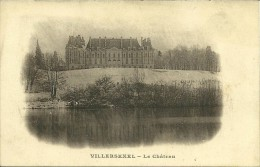 70 Haute Saone VILLERSEXEL Le Chateau - France