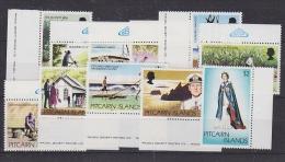 Pitcairn Islands 1977 Definitives 11v (+margin) ** Mnh (21255) - Postzegels