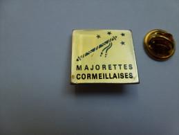 Ville De Cormeilles , Majorettes Cormeillaises , Twirling Baton , Eure - Cities
