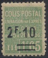-France Colis Postaux  71** - Mint/Hinged